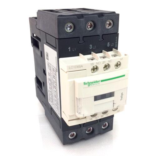 Contacteur LC1D65AP7 Schneider 30 kW 230VAC LC1D65A-P7 940902