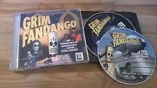 Juego PC GRIN fandango (2 disc) THQ/LucasArts Entertainment