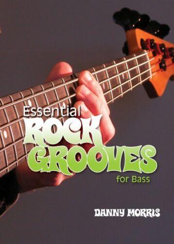 Essential Rock Grooves for Bass Berklee Workshop Series Instructional  050448019