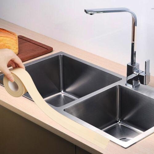 Stove Bathtub Mould Proof Kitchen Corner PVC Adhesive Sealant Tape  Waterproof