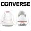 ALL-STAR-Chuck-Taylor-Uomo-Donna-Unisex-Maglia-Scarpe-Di-Tela-Basse-BIANCO-Shoes miniatura 1