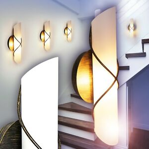 design wandlampe flur strahler wandleuchte wohn zimmer wand leuchte ebay. Black Bedroom Furniture Sets. Home Design Ideas