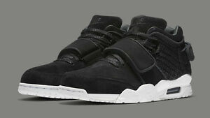 new style 96f46 72442 Image is loading Nike-Air-Trainer-Victor-Cruz-034-Black-Suede-