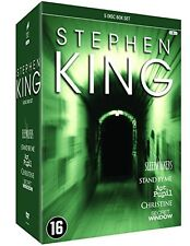 Stephen King- Apt Pupil/ Christine/Sleepwalkers/Secret Window/Stand By Me - DVD