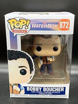 Target Exclusive Bobby Boucher from The Waterboy # 873 Funko Pop Vinyl Figure