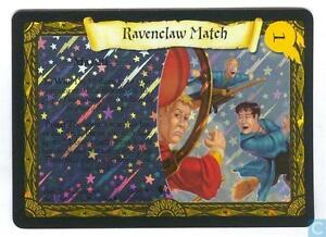 Harry Potter TCG Quidditch Cup Nimbus Two Thousand 16//80