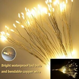 2018-Firework-LED-Copper-Wire-Strip-String-Xmas-Wedding-Decor-LED-Fairy-Light-QC