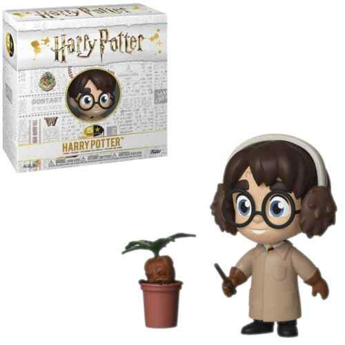 Harry Harry Potter Herbology Funko 5 Star Medium Figure