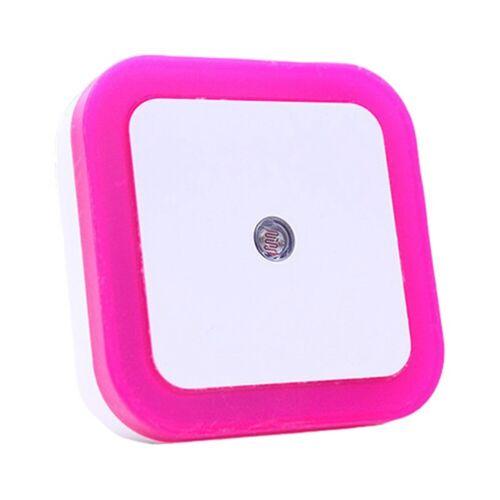 Mini LED Night Light Plug-In Wall Lamp Lighting Sensor Control for Kids be VT*