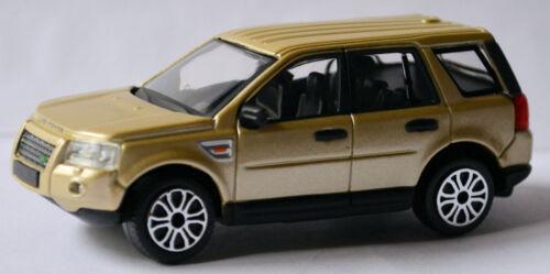 Land Rover Freelander 2 Typ LF 2006-10 beige champagne metallic 1:43 Bburago