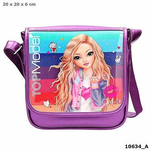 Fantasy Top Model Ice Prinzessin Tasche Handtasche Schultertasche Depesche 10692