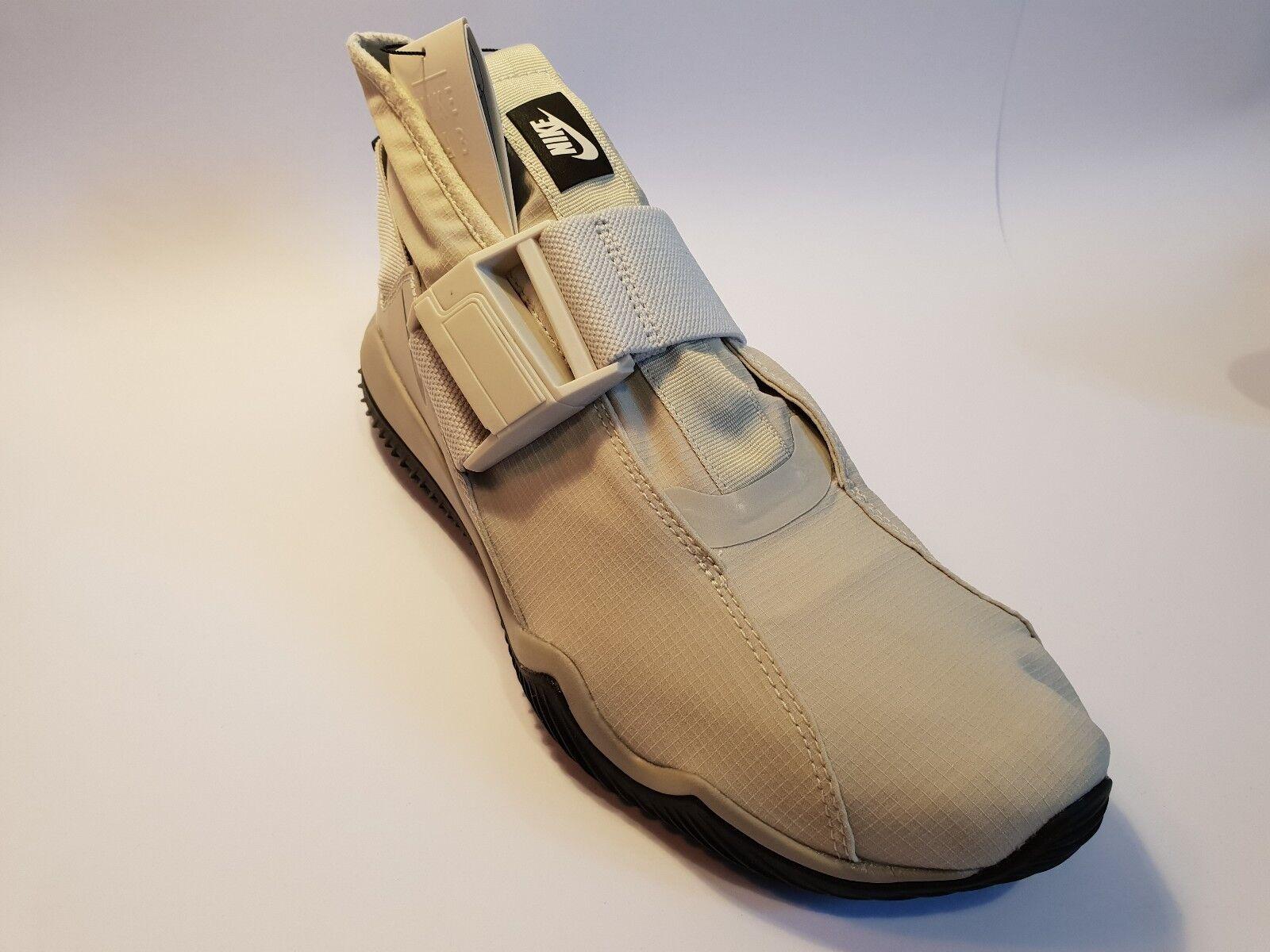 Nike Lab KMTR komyuter PRM Luz Hueso 9.5 Negro 921664-002 Reino Unido 9.5 Hueso bc9c68
