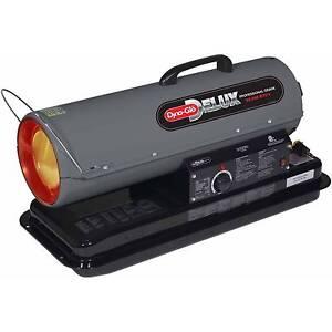 Dyna-Glo Delux 80K BTU Kerosene Forced Air Heater Portable ...