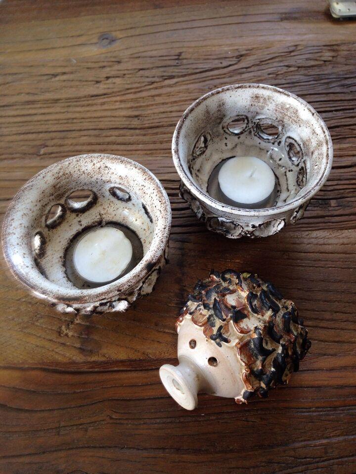 Keramik, Signeret/ukendt