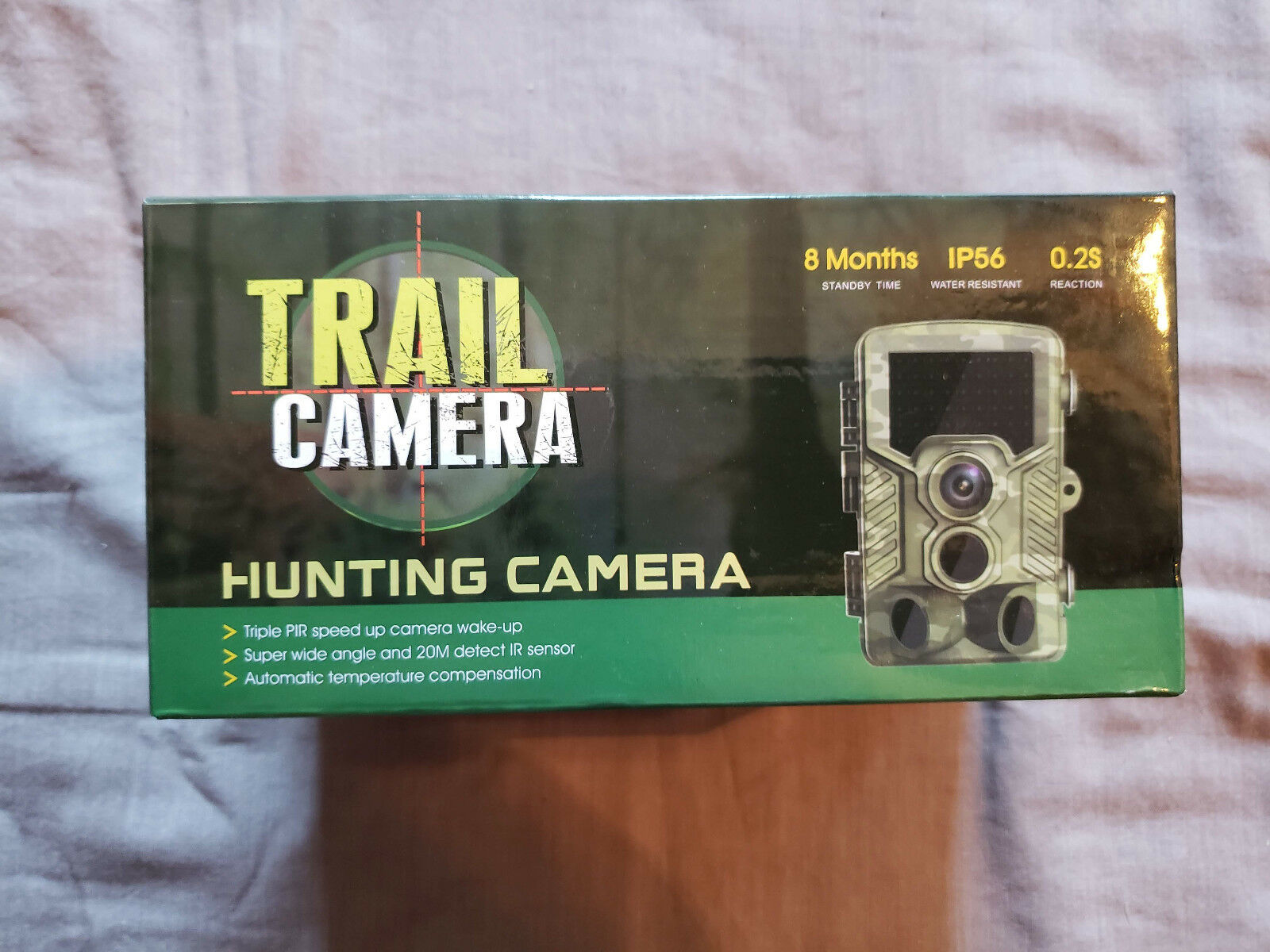 Trail Game Camera, Toguard 12MP 1080P Wildlife Scouting Hunting  Camera (Support  factory outlet online discount sale