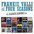 The Classic Albums Box by Frankie Valli & the Four Seasons/The Four Seasons (CD, Jun-2014, 18 Discs, Rhino (Label))
