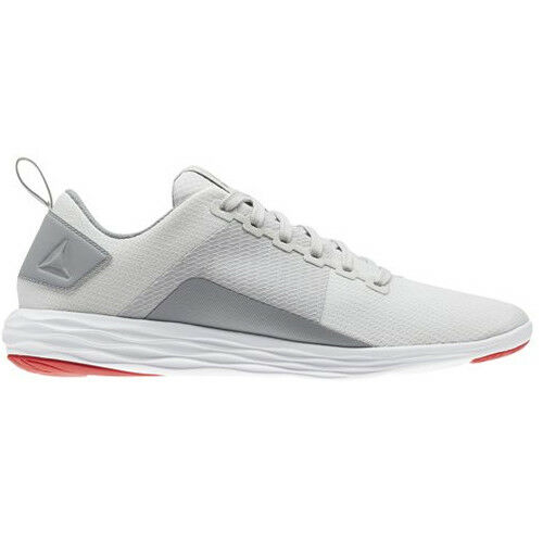 a961aacd1 Reebok Men CN1026 Astro ride Walking Shoes grey red white sneakers ...