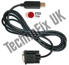 FTDI USB COM GATTO cavo di controllo per AOR ar-2500 ar-3030 ar-5000 ar-7000 ar-8600