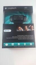 Logitech HD Pro C920 Web Cam - Black