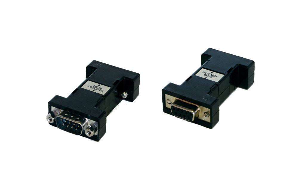 ExSys EX-47200 - RS-232 To Ttl / CMOS Converter