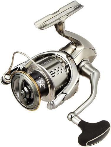 SHIMANO 18 STELLA  C3000XG  From JAPAN  fast shipping