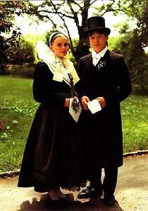 Braut in der Tracht der Sorben , um Spremberg , Ansichtskarte - Rostock, Deutschland - Braut in der Tracht der Sorben , um Spremberg , Ansichtskarte - Rostock, Deutschland