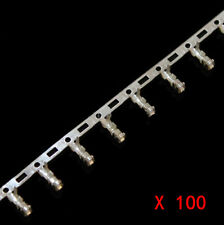 100Stk. Neu XH2.54mm Female Pin Connector Terminal for Dupont Jumper Wire Cable