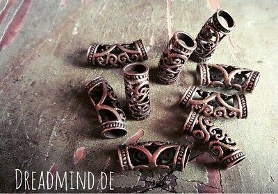 *dreadmind* Dreadlocks Dreadschmuck Dreadperlen Dreadlockschmuck Dreadspirale Verkaufspreis