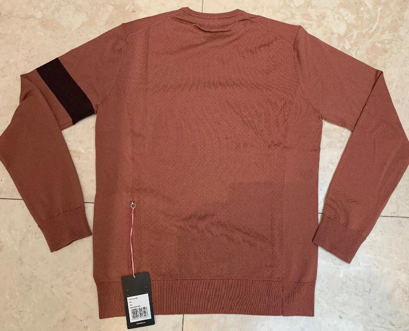 Rapha City Range Crew Neck Knit Dusty roze Groot Merk Nieuw met een label