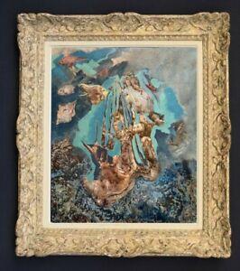 LILY-MASSON-1920-2019-Fille-du-peintre-Andre-MASSON-Oeuvre-Surrealiste-68