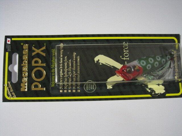 Megabass ito POPX POPX POPX KARAJISHI BENIAKA Limited Farbe NIP    POP-X 1022b6