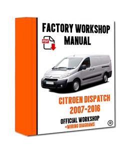 Wiring Diagram For Citroen Dispatch Van - Wiring Diagrams List