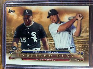 Frank Thomas Baseball Card #I-12 Topps Inspired Chicago White Sox NM-MT MLB HOF