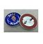 68mm-2-5-034-Logo-Front-Hood-Boot-Rear-Trunk-Emblem-Badge-fit-SAAB-9-3-93-95-Option miniature 11