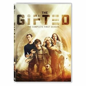 THE GIFTED SEASON 1 DVD BRAND NEW SEALED THE COMPLETE FIRST SEASON MARVEL