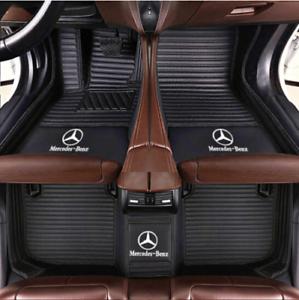 For-Mercedes-Benz-A-B-C-E-G-S-R-ML-CLA-CLS-GL-GLA-GLC-GLE-GLK-SLK-AMG-Floor-Mats