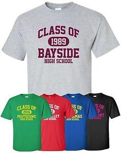 Class of (Any Year) T-Shirt S-4XL high school reunion graduation ... 1edacd620