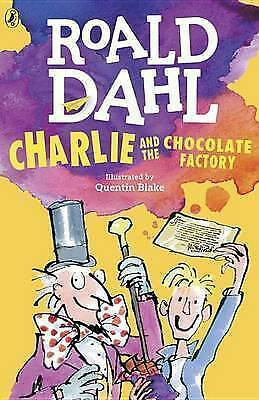 1 of 1 - Charlie and the Chocolate Factory by Roald Dahl-9780141322711-G027