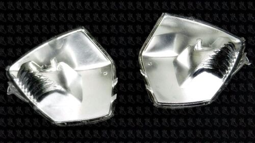 FORD C-MAX S-MAX KUGA GALAXY WING MIRROR INDICATOR PAIR CLEAR SET LEFT RIGHT