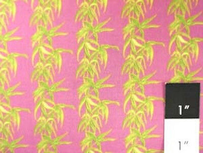 Tina Givens Bamboo Lilac 100% Cotton Fabric by the yd
