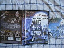 Night of the living dead/La nuit des morts-vivants(G.A.Romero), 1968, DVD VOSTFR