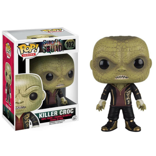 Funko Suicide Squad POP Killer Croc Vinyl Figure NEW Toys collection film