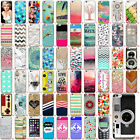 New Pattern Soft TPU Back Case Cover Etui Housse Coque For iPhone 6 6s Plus 5 SE