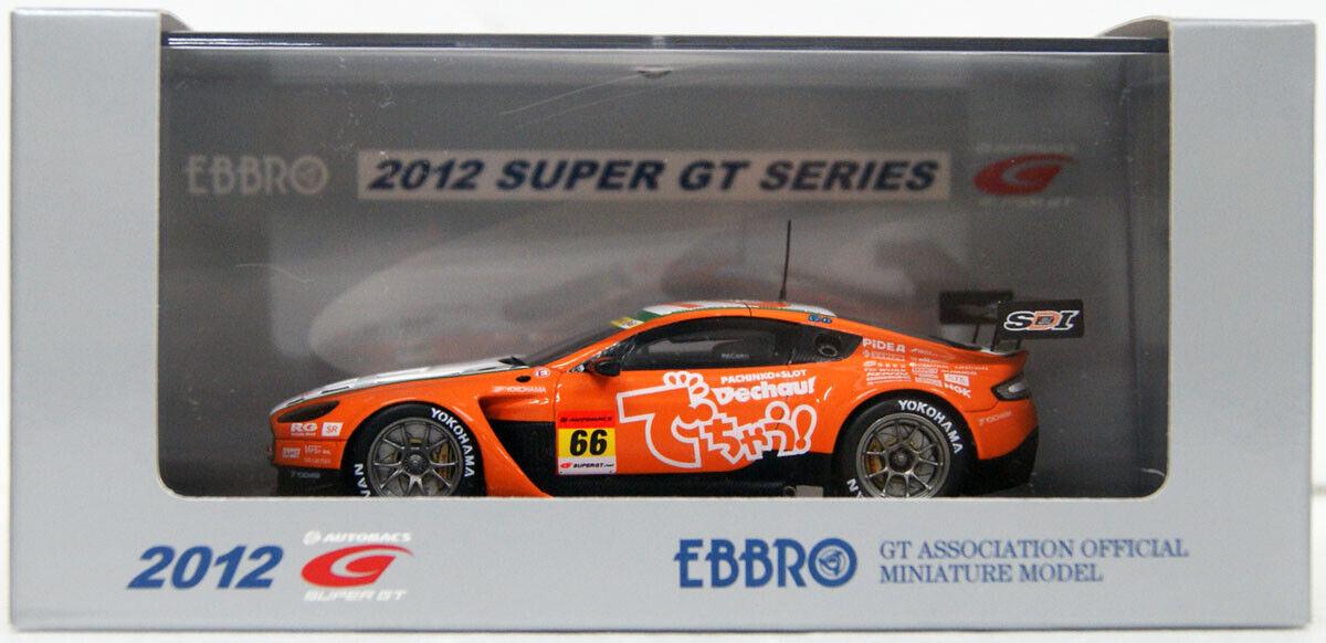 Ebbro 44752 Aston Martin Vantage GT3 SGT300 2012  66 (Resin Model) 1 43 scale