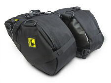Wolfman Luggage 2017 E-12 Enduro Saddle Bags Saddlebags Packs Pair NEW