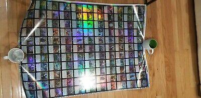Magic The Gathering Uncut Foil Sheet Mythic /& Rare War Of The Spark MTG