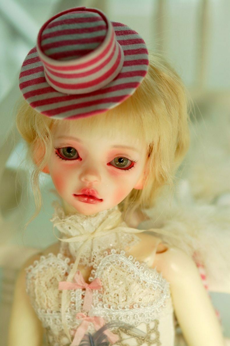 BJD 1 4 Larina doll free eyes toy hot sale fashion dolls recast