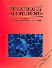 Hematology for Students (Teksten En Toelichting)