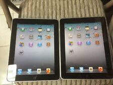 Apple iPad 1st Gen. 16GB, Wi-Fi + Cellular (AT&T), 9.7in - Black