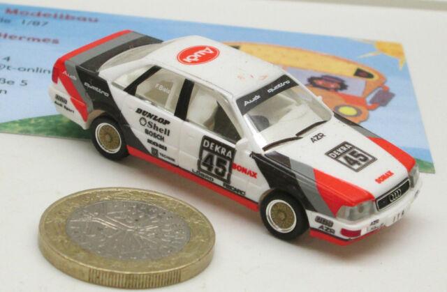 3539: Audi V8, Evo, DTM  , AZR Team  St.Nr. 45,  Biela